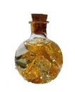 AzureGreen RBGOLF Gold Flakes bottle