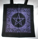 AzureGreen RBUP Bag Celtic Upright Pentacle