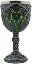AzureGreen RC393 Green Dragon chalice 7 1/4