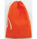 AzureGreen RCORA Orange Cotton Bag 3