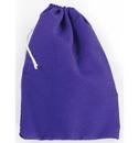 AzureGreen RCPUR Purple Cotton Bag 3