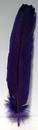 AzureGreen RFPUR Purple feather