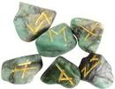 AzureGreen RREME Emerald rune set