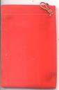 AzureGreen RV34R Bag Velveteen 3 x 4 Red