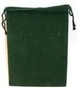 AzureGreen RV57GR Bag Velveteen 5 x 7 Green