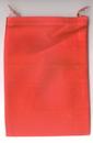 AzureGreen RV57R Bag Velveteen 5 x 7 Red