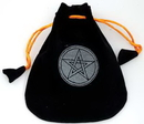 AzureGreen RVPBV4 Pentagram Black Bag 5