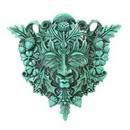 AzureGreen SG700 Greenman plaque