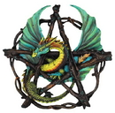 AzureGreen SP084 Forest Pentagram Dragon 13