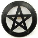 AzureGreen SP562 Pentagram wall hanging/altar tile 9