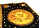 AzureGreen WT77SG Sun God tapestry 72