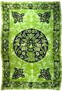 AzureGreen WTGMG Green Man tapestry (72