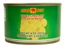 Asian Best Water Chestnut Sliced (8 OZ), Case of 24