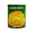 Asian Best Water Chestnut Sliced (29 OZ), Case of 24