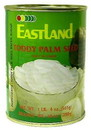 Eastland Toddy Palm Sliced, 20 OZ, Case of 24