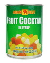 Asian Best Fruit Cocktail in Syrup, 20 OZ, Case of 24