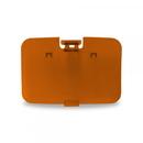 Replacement Memory Door Cover for N64 (Atomic Orange) - RepairBox