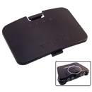 Replacement Memory Door Cover for N64 (Black) - RepairBox