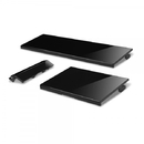 Replacement Doors for Wii (Black)