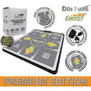 Hyperkin Dance Dance Revolution Energy Premium Edition Super Deluxe Dance Pad for PS/PS2, Xbox and PC