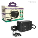 3-in-1 Universal AC Adapter for Genesis/ SNES/ NES - Tomee