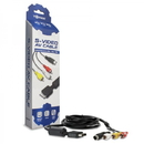 S-Video AV Cable for PS3/ PS2/ PS1 - Tomee