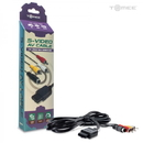 GameCube/ N64/ SNES Tomee S-AV Cable