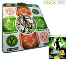 Hyperkin Dance Revolution DDR Universe 2 Original Bundle for Xbox 360 (Game + Dance Pad)