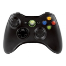 Xbox 360 Wireless Controller (Black) - Microsoft