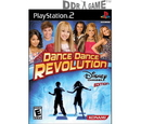 Hyperkin Dance Revolution DDR Disney Channel Edition Dance Game for PS2 (Game Only)