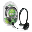 Microphone Headset for Xbox 360 (Black) - Tomee