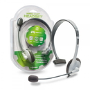 Microphone Headset for Xbox 360 (White) - Tomee