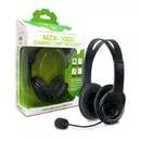 MZX-1000 Stereo Headset for Xbox 360 (Black) - Tomee