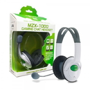 MZX-1000 Stereo Headset for Xbox 360 (White) - Tomee