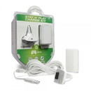 Stay N Play Controller Charge Kit for Xbox 360 (White) - Tomee