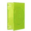 100x Replacement Game Case for Xbox 360 (Green)