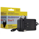 3-in-1 Universal AC Adapter for SNES/ Genesis/ NES