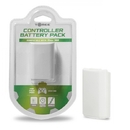 Rechargeable Controller Battery Pack for Xbox 360 (White) - Tomee
