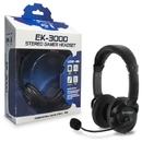 PS3 Tomee EK-3000 Stereo Gamer Headset