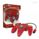 Controller for N64 (Red) - CirKa