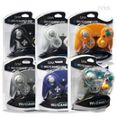 Wired Controller for Wii/ GameCube (6 Colors Pack) - CirKa