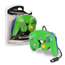Wired Controller for Wii/ GameCube (Green/ Blue) - CirKa