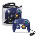 Wired Controller for Wii/ GameCube (Purple) - CirKa