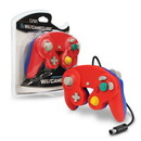 Wired Controller for Wii/ GameCube (Red/ Blue) - CirKa