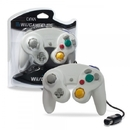 Wired Controller for Wii/ GameCube (White) - CirKa