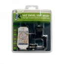 360 Degree Swivel Vent Mount for iPhone/ iPod/ Android/ GPS/ MP3 - LEAF
