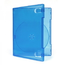 50x Replacement Game Case for PS4 (Blue)