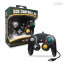 PC/ Mac CirKa Premium GameCube-Style USB Controller (Black)