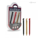 Stylus Pen Set for New 3DS XL (3-Pack) - Tomee
