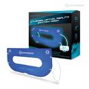 Universal VR Sanitary Mask for HTC Vive/ PS VR/ Gear VR/ Oculus Rift (Blue) (10-Pack) - Hyperkin
